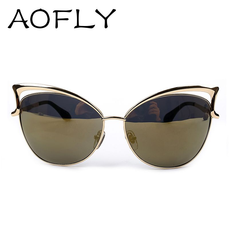 2015 New Metal Frame Dita Sexy Cat Eye Sunglasses for Women Coating Brand vintage sun glasses female oculos de grau femininos-in Sunglasses from Women's Clothing & Accessories on Aliexpress.com   Alibaba Group