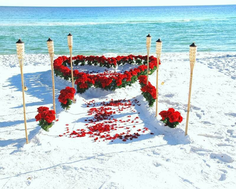 Destin Beach Weddings And Navarre Beach Weddings. We Will Travel To Your  Location For Your Beach Wedding. Destin Beach Weddings And Navarre Beach  Weddings ...