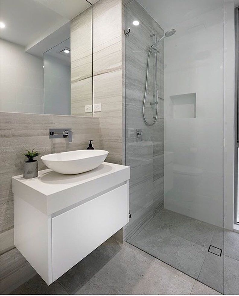 Instagram Photo By Bathroom Collective May 1 2016 At 11 20am Utc Bathrooms Remodel Bathroom Design Trends Bathroom Vanity Trends