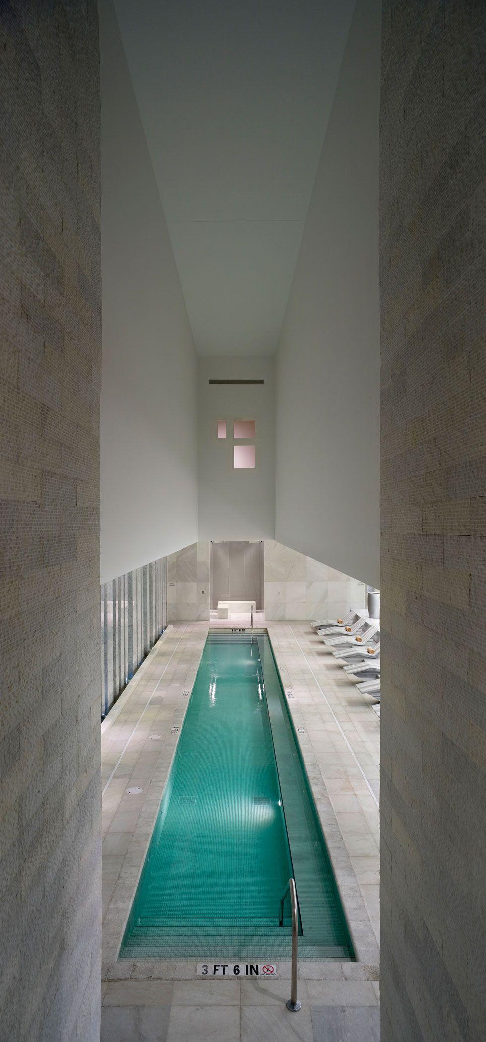 Basen w domu koszty jak zbudowa galeria zdj lap for Design piscine