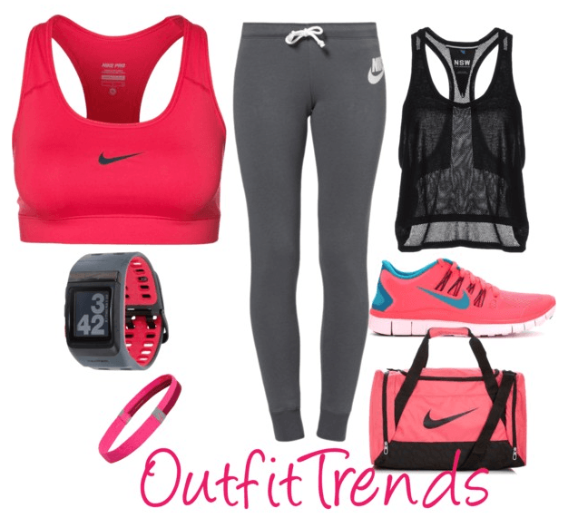 10 Super Cool Gym Outfits for Women- Workout Clothes - 10 Super Cool Gym Outfits For Women- Workout Clothes Gym