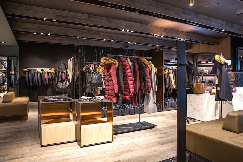 Retail Design Store Design Mackage
