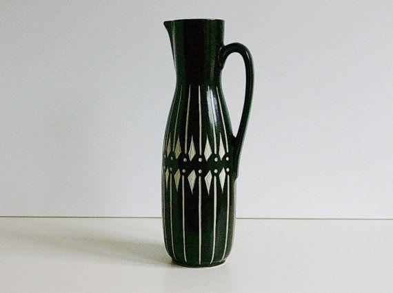 Large Mid Century Anton Piesche & Reif ceramic von vintage2remember
