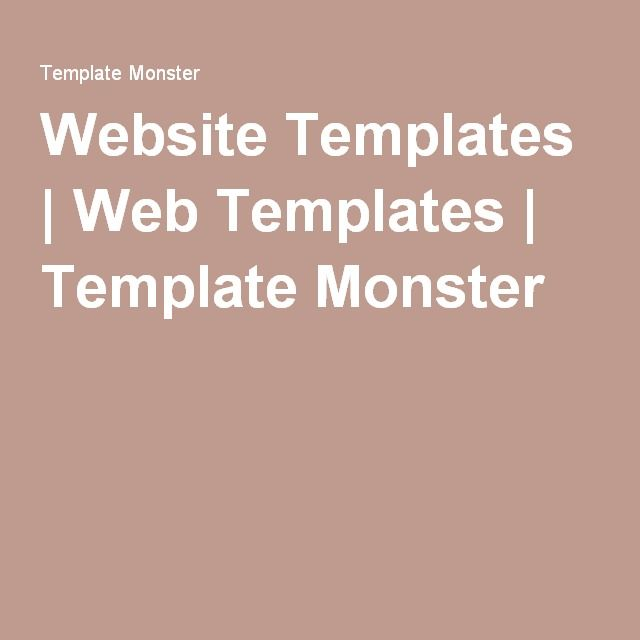 Website templates web templates template monster microstock premium website templates browse web templates designed and developed by experts premium features responsive wajeb Image collections