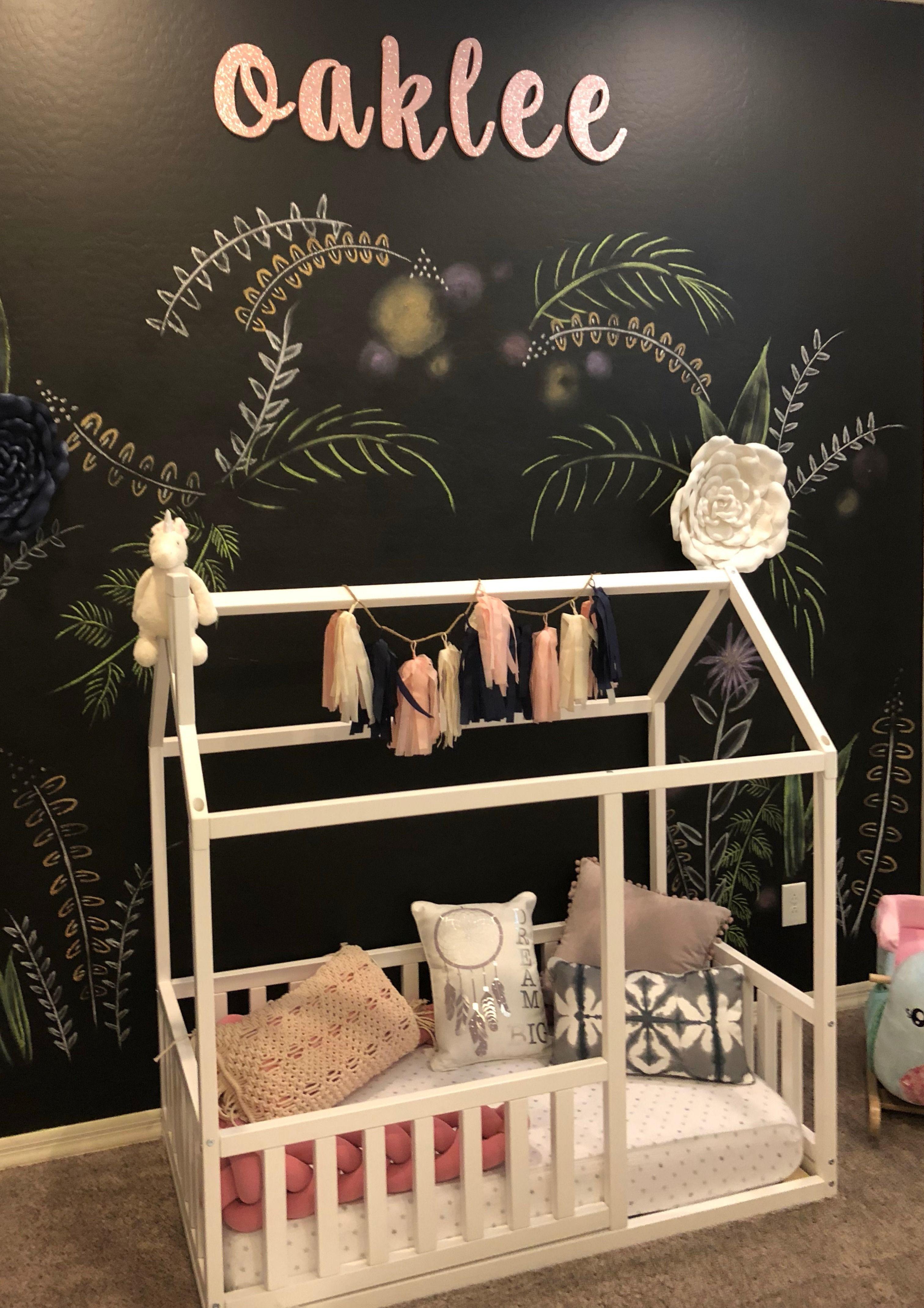 Scandinavian Design Baby Room Interior Baby Bed Or Children Bed