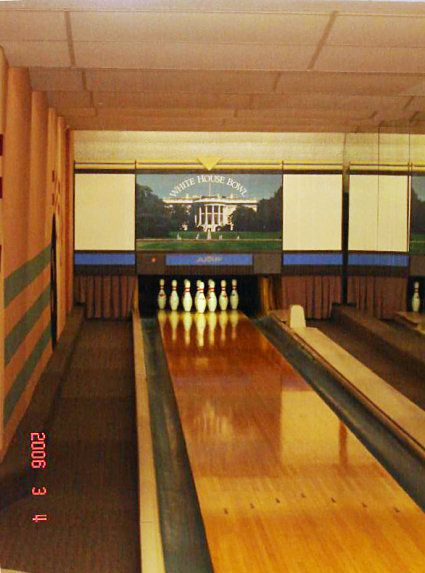 The Bowling Alley In 2006