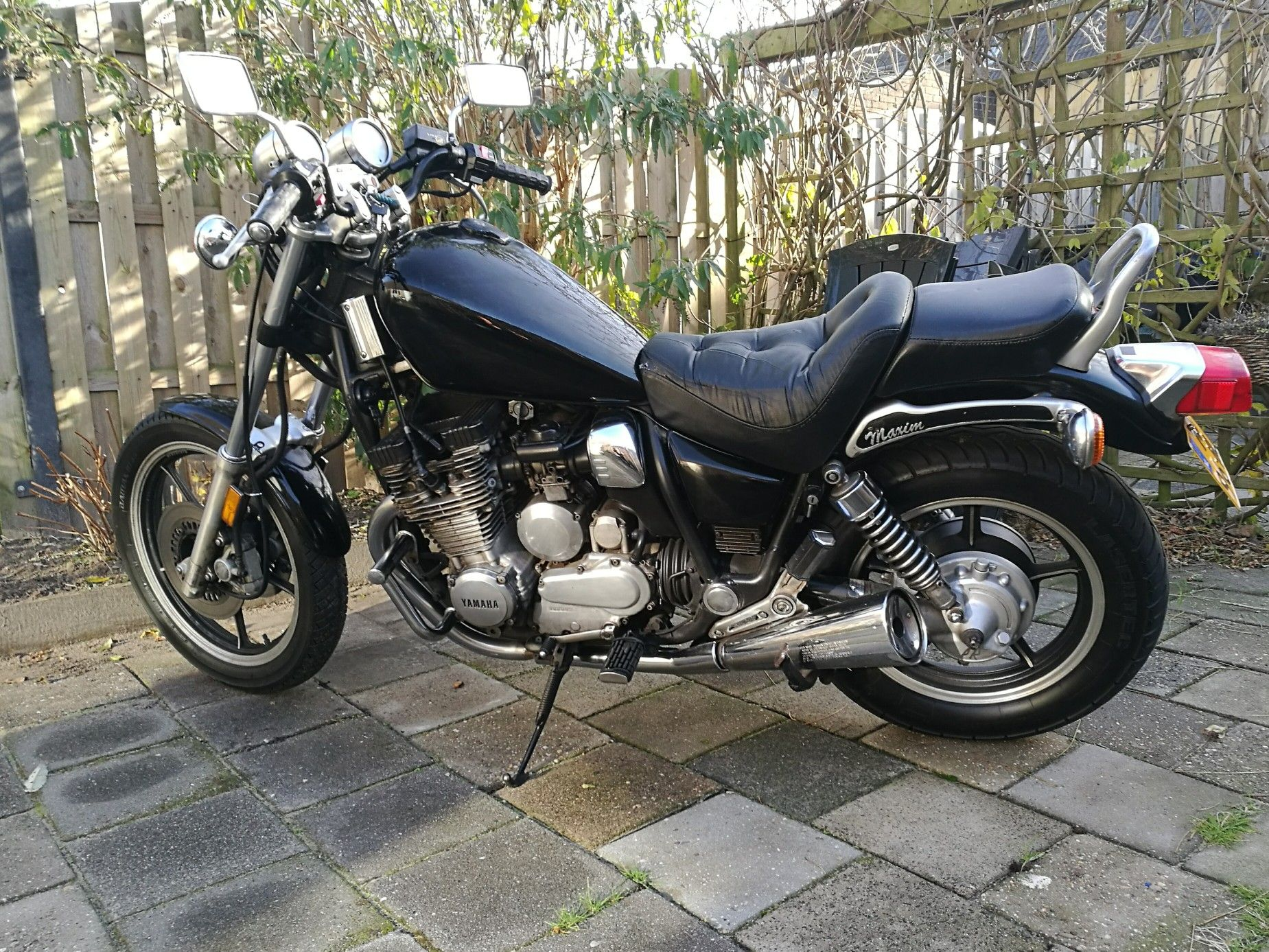 1985 Yamaha XJ 700 S Maxim Photos, Informations, Articles