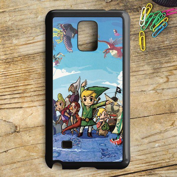 The Legend Of Zelda The Hero Of Time Samsung Galaxy Note 5 Case   armeyla.com