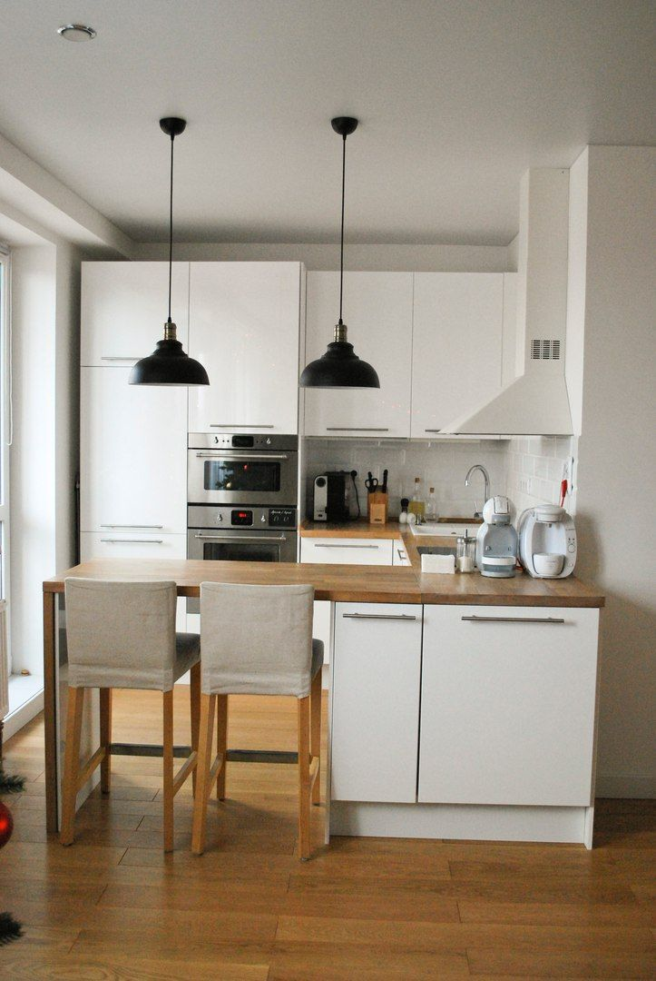 Скандинавский стиль в интерьере | cocinas hermosas | Pinterest ...