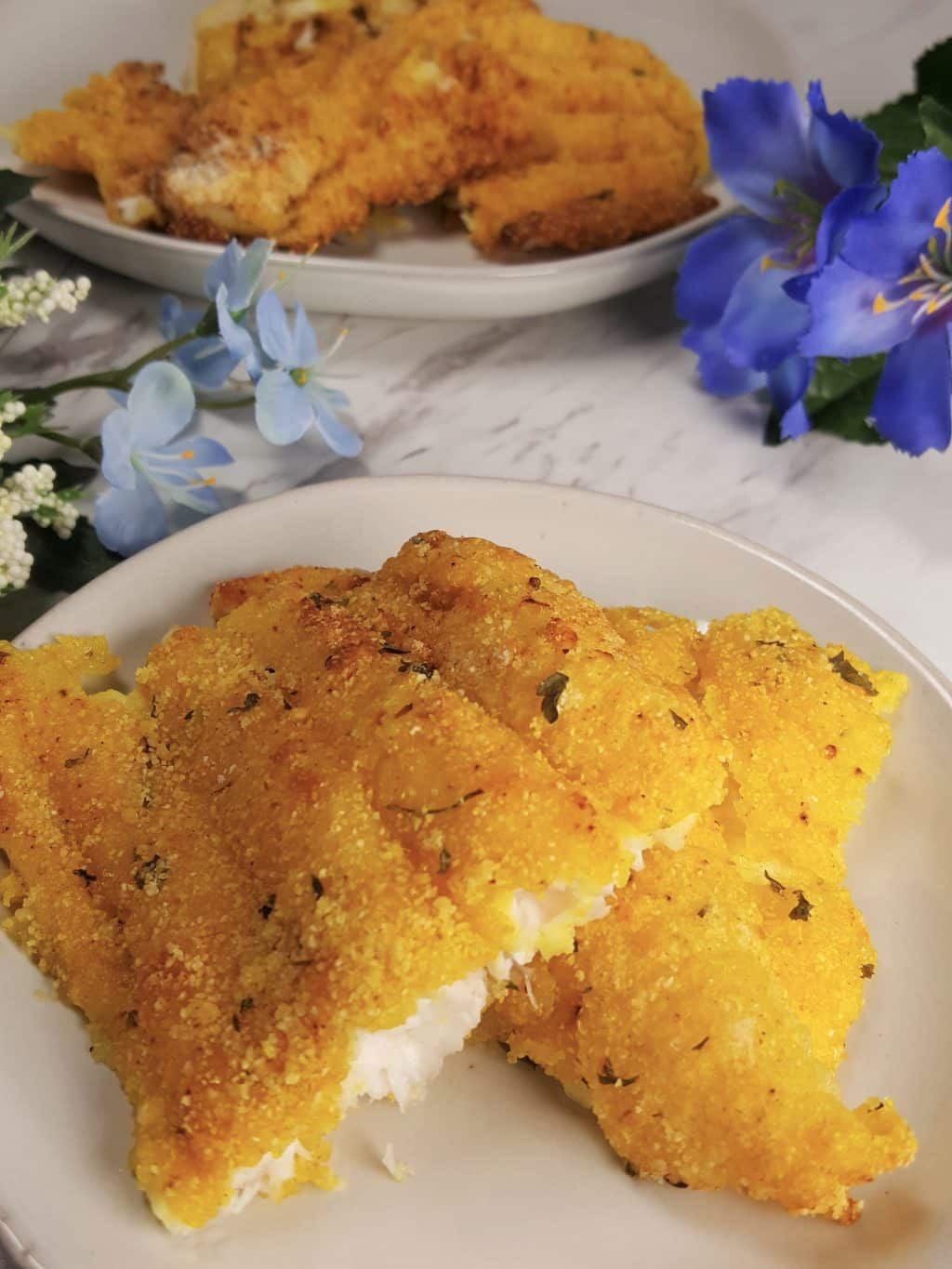 My Air Fryer Southern Fried Catfish will knock your socks