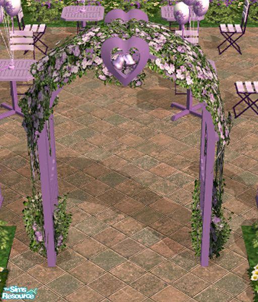 Wedding Altar Sims: FLOWER TUTORIALS! Http://www.wedding-flowers-and-reception