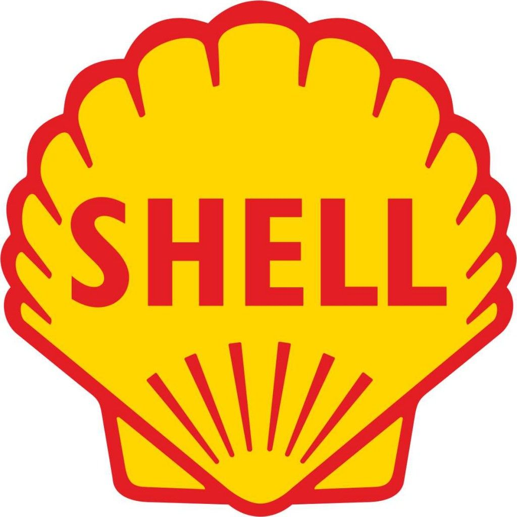 Old Shell Logo - logodbase | Two Thumbs Up | Shell oil company, Old