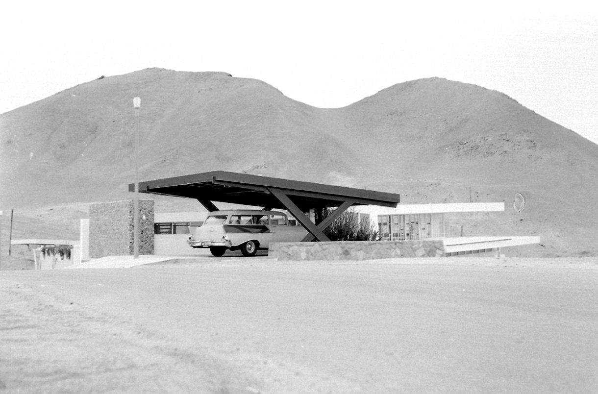 Maurer House. Lima, 1958
