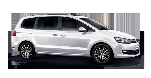 Volkswagen Sharan ALLSTAR suréquipé