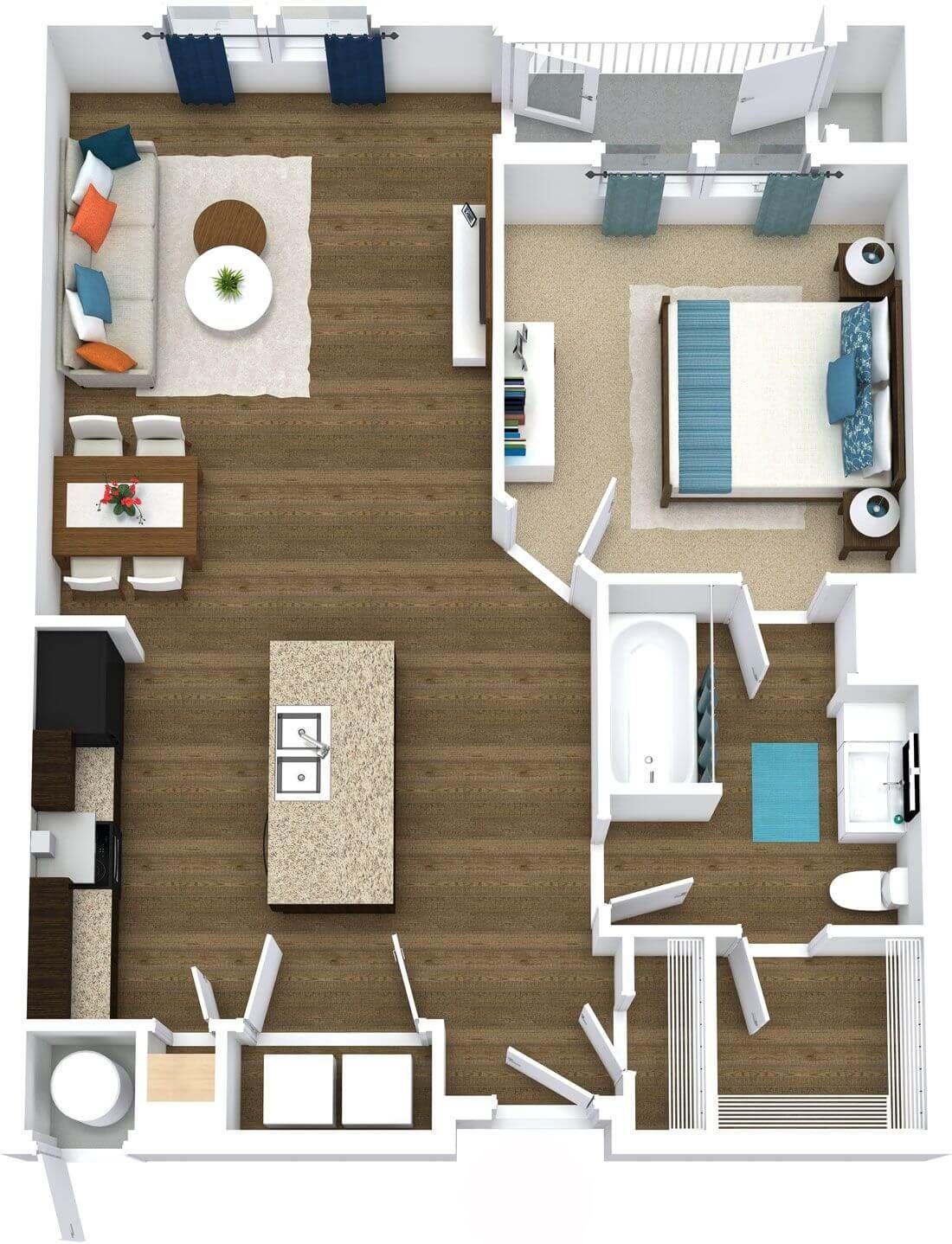 Townhome Floor Plans Google Search Floor Plans House Floor Plans Dream House Plans