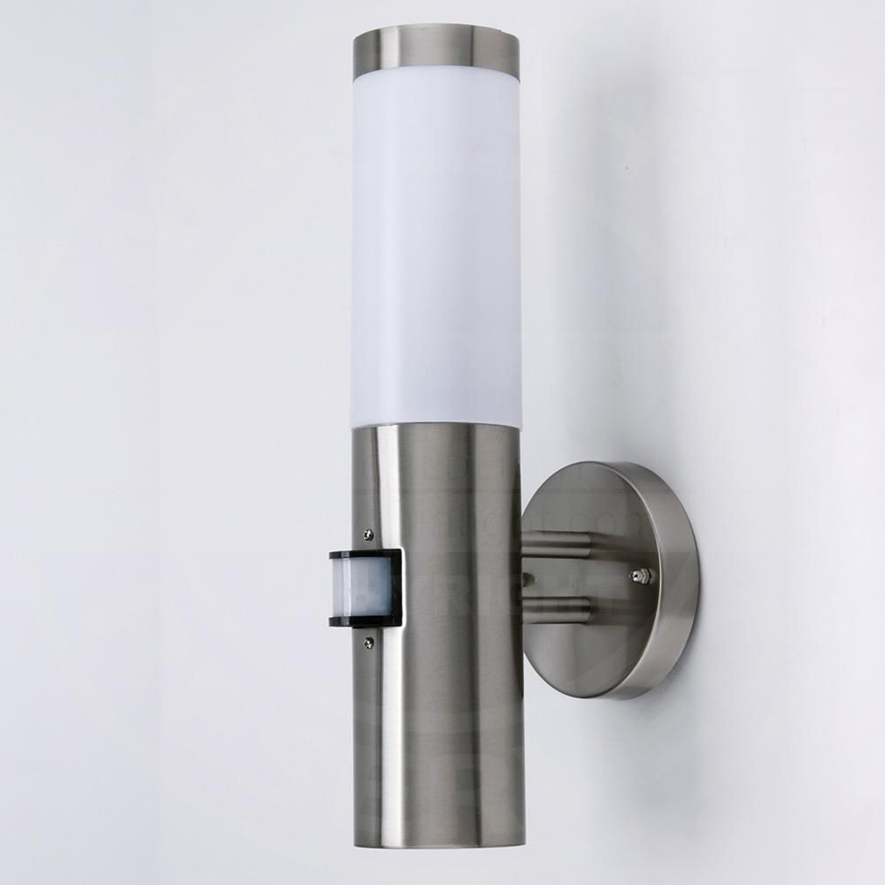mia außen sensor wandleuchte / bewegungsmelder / wandlampe