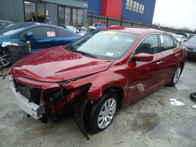 Salvage 2013 NISSAN ALTIMA for sale THIS IS A SALVAGE