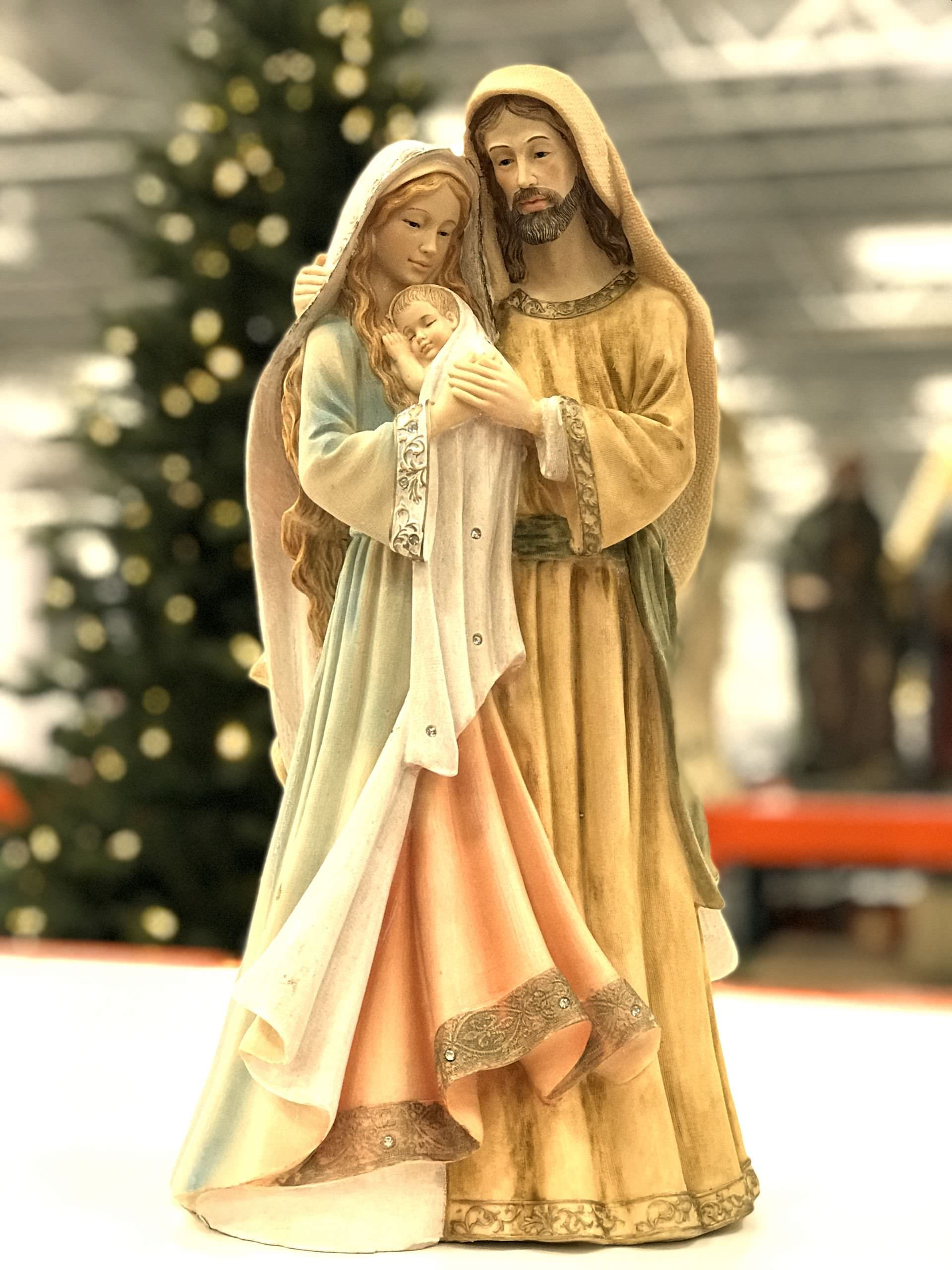 Imagenes Sagrada Familia Navidad.Imagen Fotografia Catolica De Alta Resolucion Etiquetada