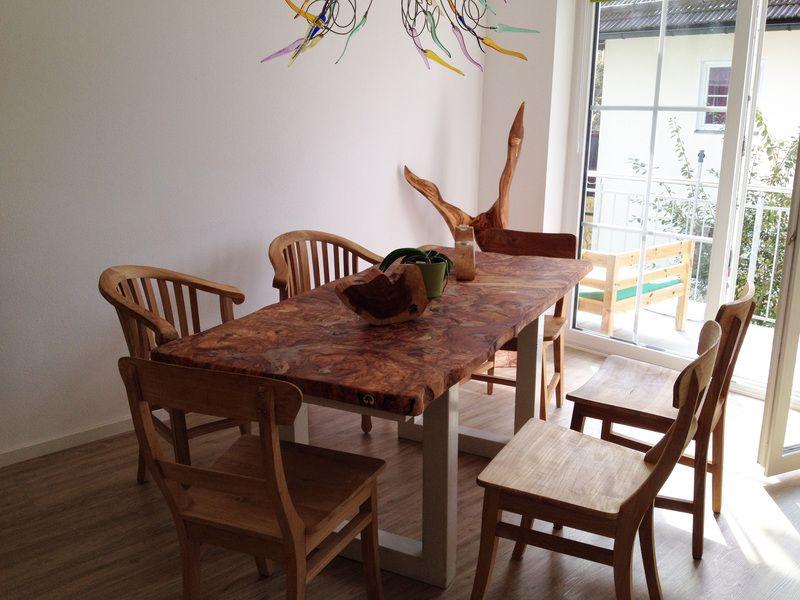 Esstisch Aus Olivenholz Esstisch Tisch Holz