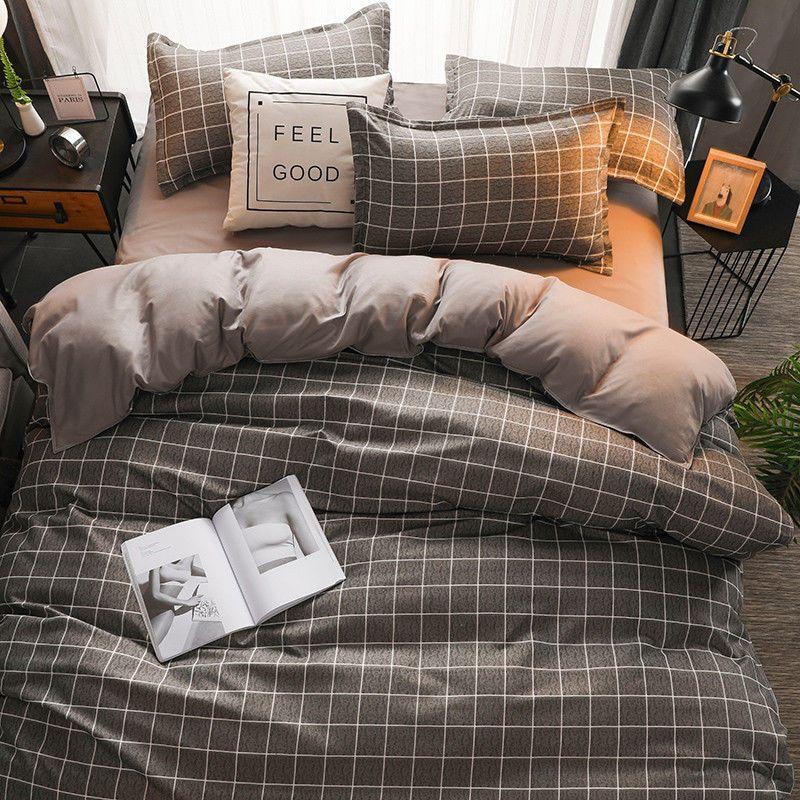 Dekor Tukr Bettbezug Braun Baumwollmischung Koreanischen Bett Kind