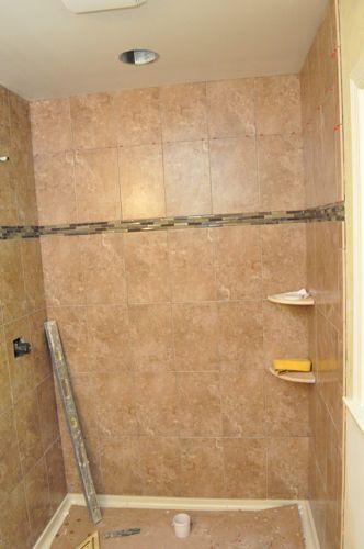 How To Tile A Bathroom Shower Walls Floor Materials 100 Pics Pro Tips Shower Wall Bathroom Shower Walls Bathroom Remodel Cost