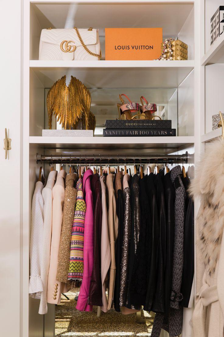 My Closet Revamp With Images Dream Closet Design Closet Designs Closet Inspiration