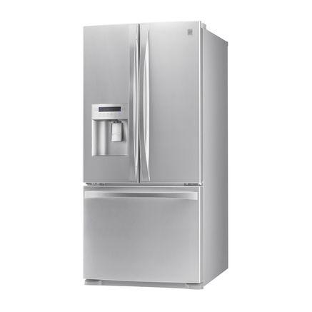 Kenmore Elite 24 9 Cu Ft French Door Refrigerator