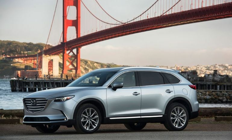 "Mazda has a cult-following with their CX-5 which making CX-9 in the same design language of Mazda's Kodo ""Soul of Motion"" is a very smart move on Mazda's behalf. A big, open-mouthed grille proud..."