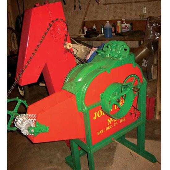 Early History of John Deere Corn Shellers - Equipment - Farm Collector