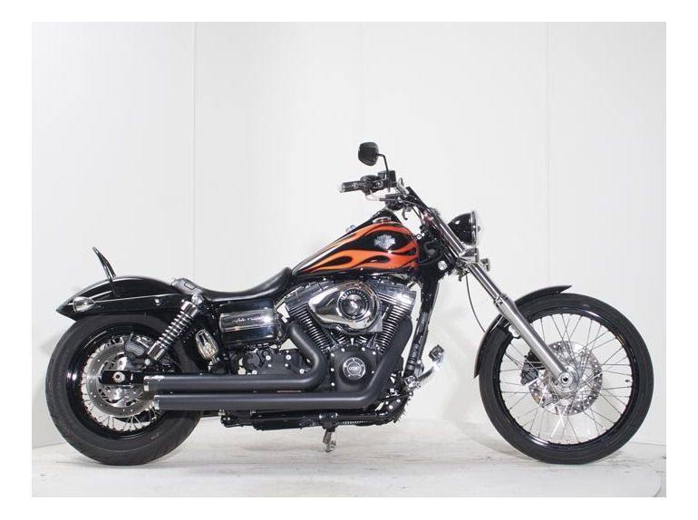 2012 harley wide glide red | 2012 Harley-Davidson Dyna Wide Glide ...