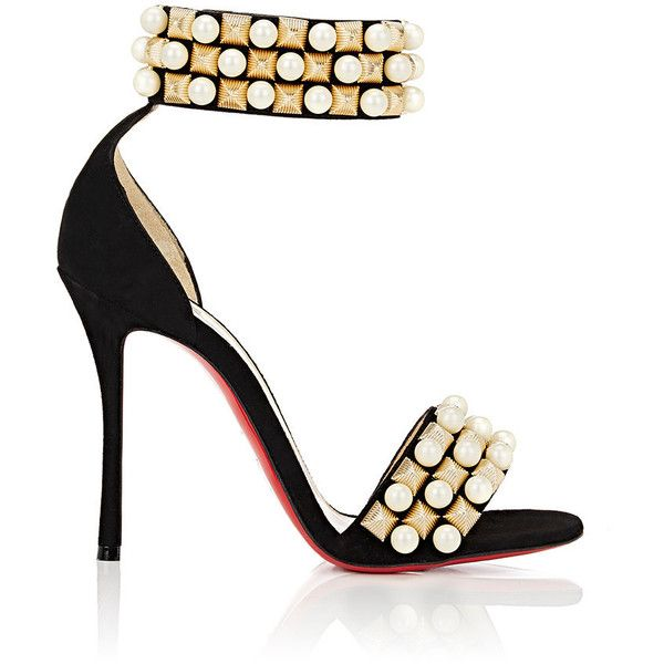 3fa94edde3b ... australia christian louboutin womens tudor bal sandals 1195 liked on polyvore  featuring shoes de947 e4a22