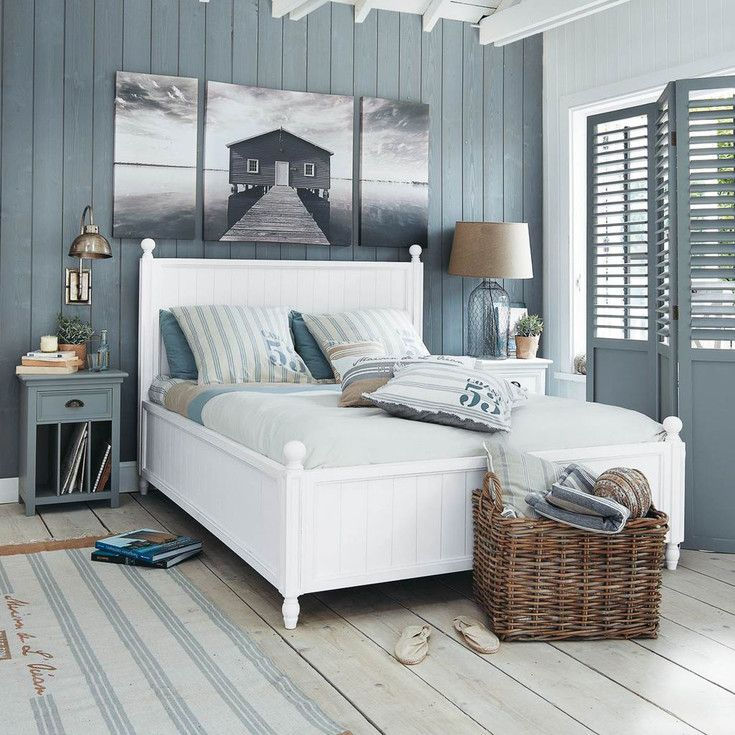 maisons du monde ambiance bord de mer coastal. Black Bedroom Furniture Sets. Home Design Ideas
