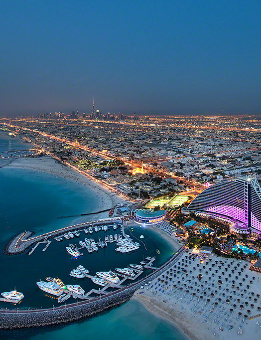 Not Abu Dhabi But Still Worthy Of Pinning Jumeira Beach Hotel And