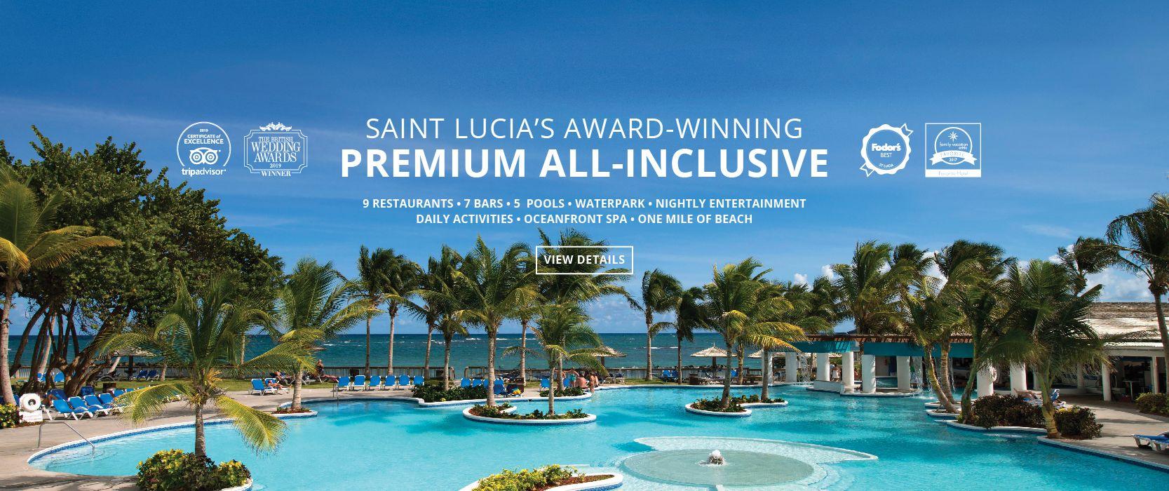 st lucia allinclusive resort  all inclusive resorts