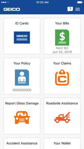 Iphone Screenshot 1 Car Insurance App