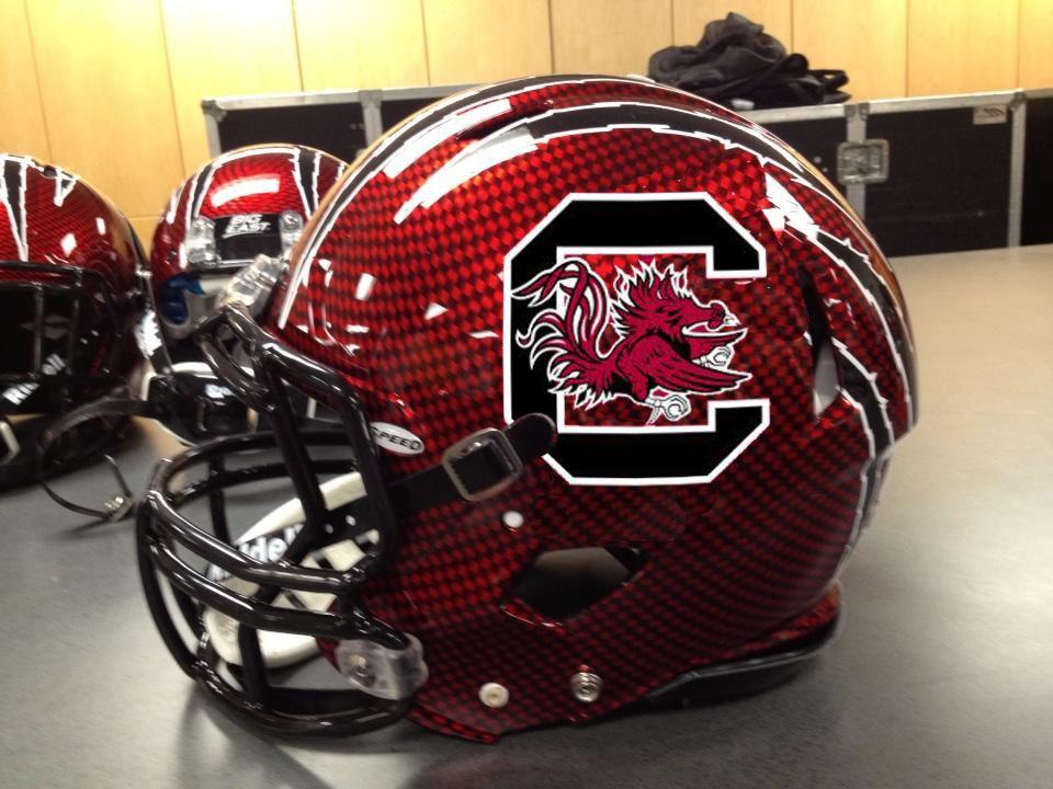 Image result for south carolina football helmets