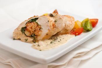 Crawfish Stuffed Bayou Chicken   Louisiana Kitchen & Culture