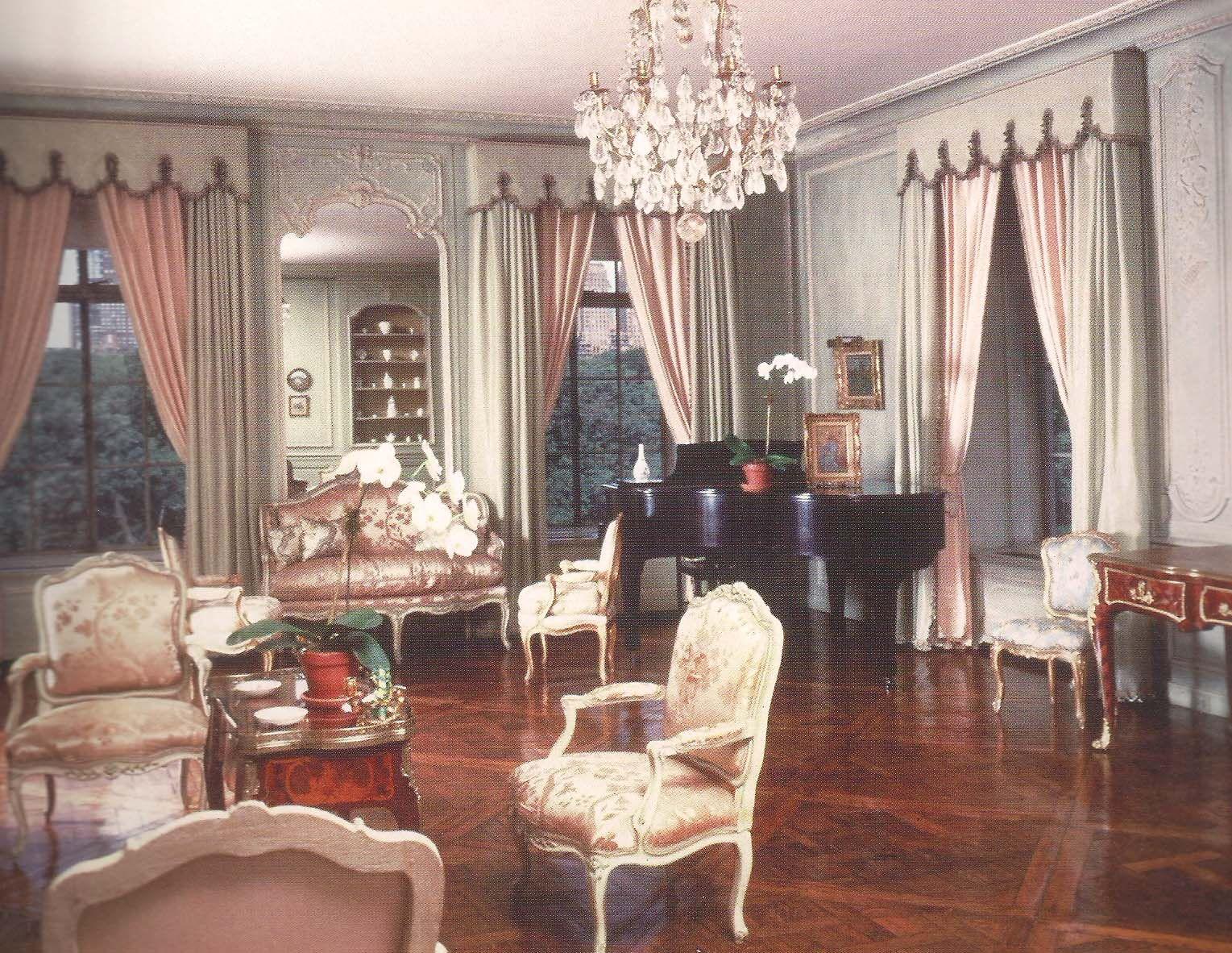 The Furnishings Mr Mrs Charles Allen Jr Salon Photo By