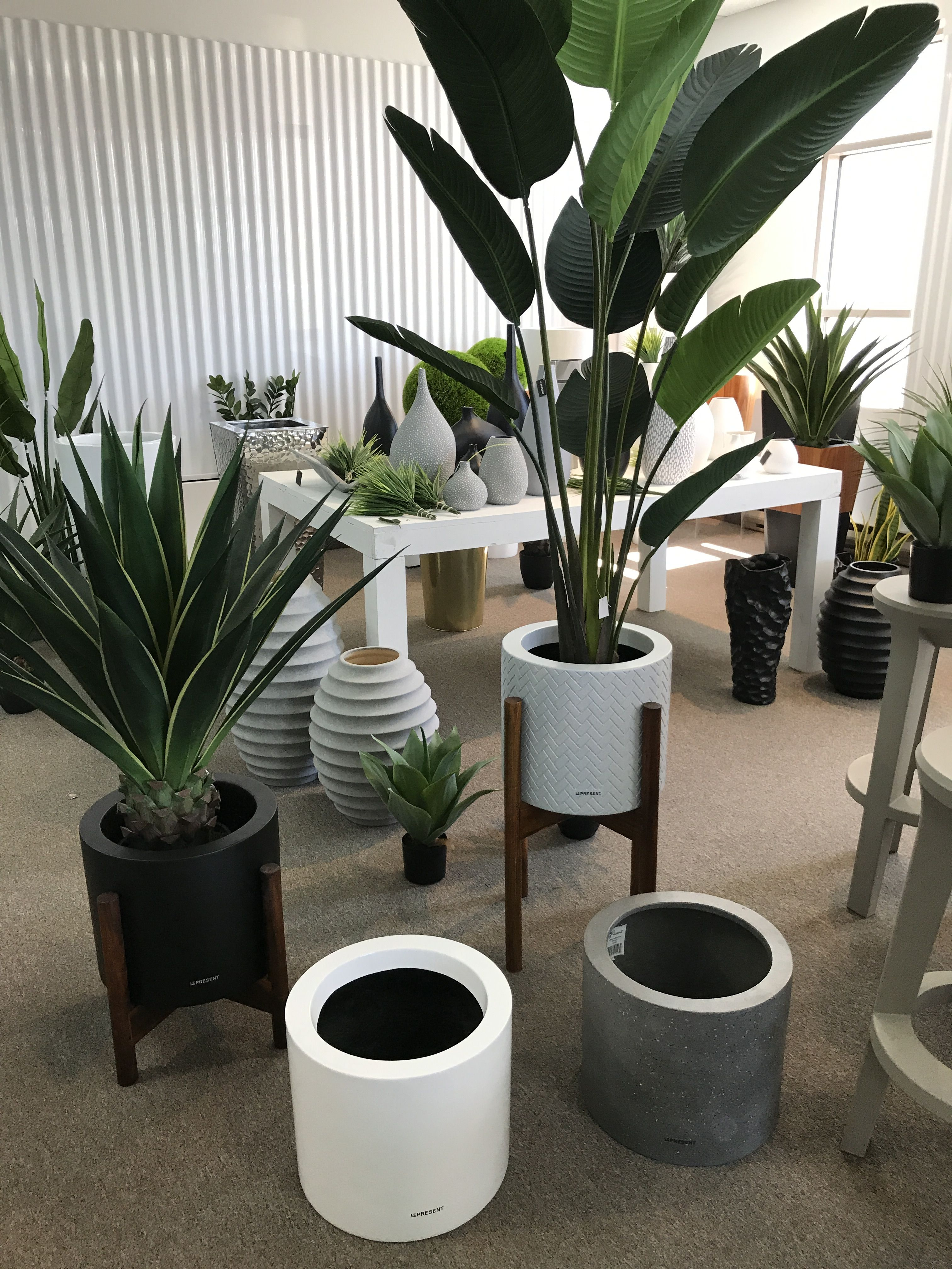Planter pots Le Présent Jardim