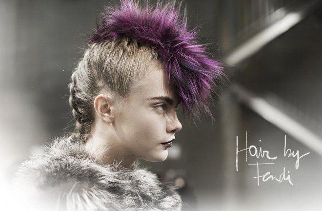Hair By Fendi