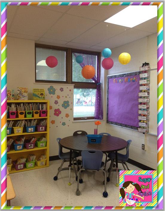 Reading Specialist Room School First Grade Classroom Classroom