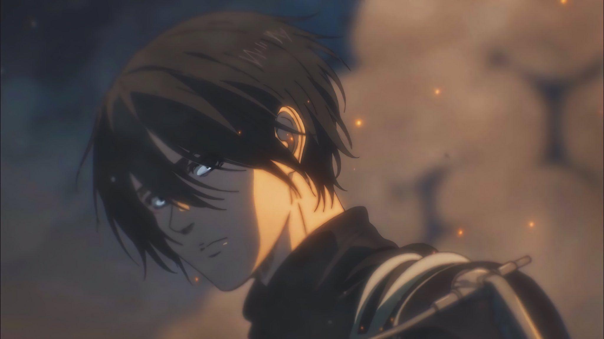 Mikasa S4 Is Stunning In 2020 Attack On Titan Anime Attack On Titan Mikasa