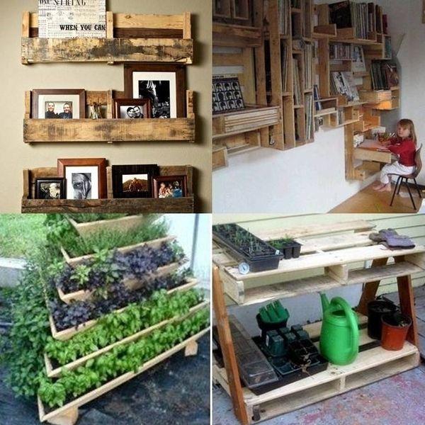 Muebles low cost parte ii crear muebles con palets mesas for Muebles con palets planos