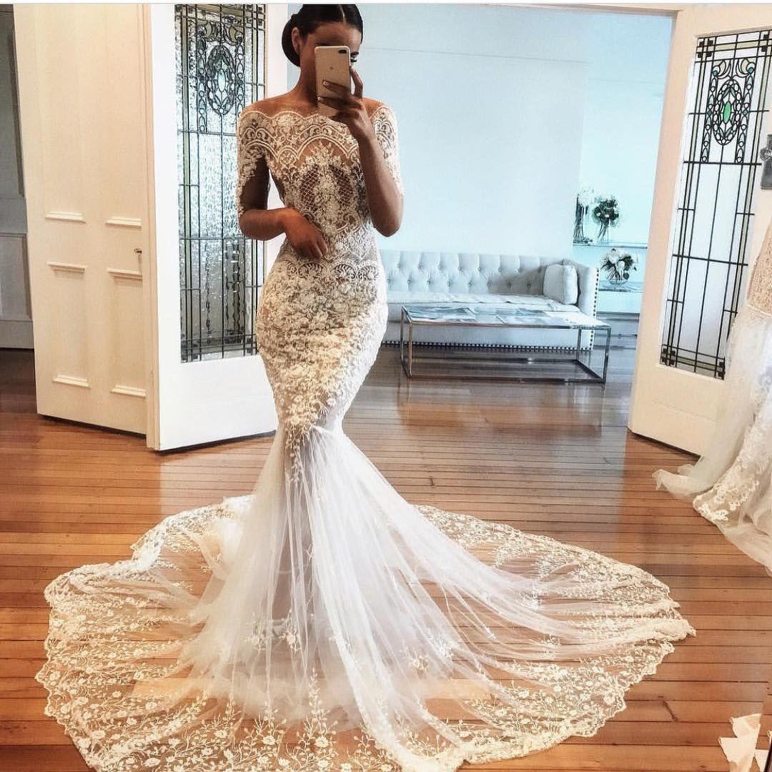 Pin On Custom Wedding Dresses [ 1080 x 1080 Pixel ]