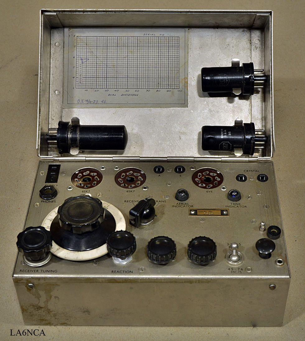 Morse Code Machine Ww1