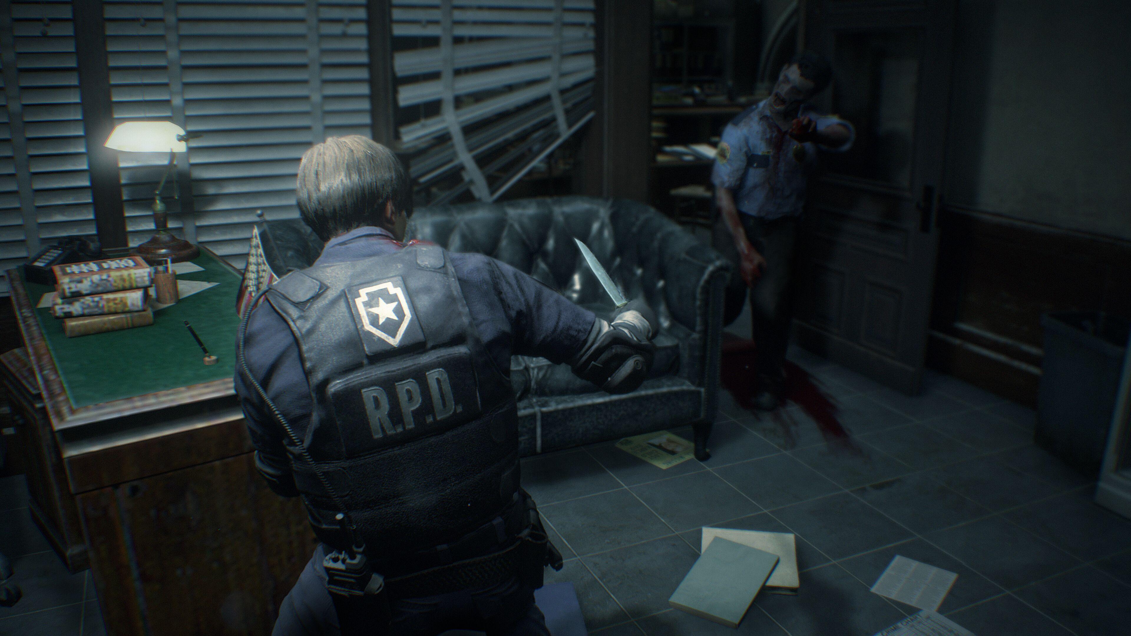 Resident Evil 2 Biohazard Re 2 Ad Ad Resident Evil