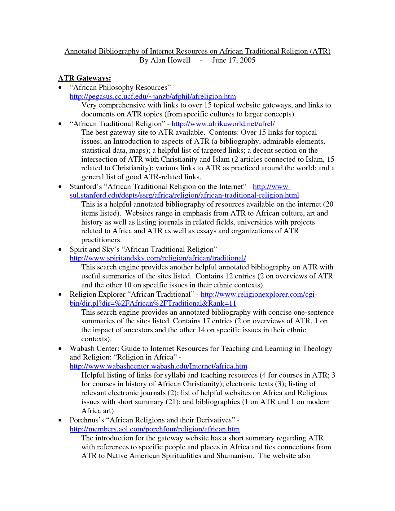 Examples Of Annotated Bibliography Apa Google Search