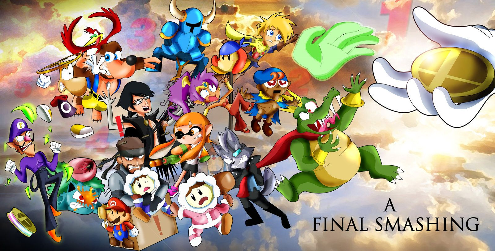 A Final Smashing! by xeternalflamebryx on DeviantArt