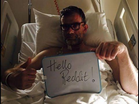 Actor de Lazy Town padece de cáncer y pide ayuda