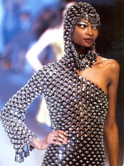 archivings: Paco Rabanne Fall/Winter 1997 Haute Couture